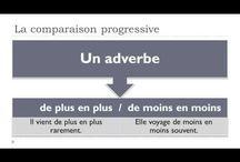 Grammaire - Comparaison