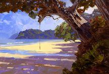 Richard Robinson NZ Artist