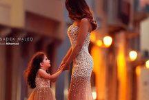 Fotos tal mãe tal filha.