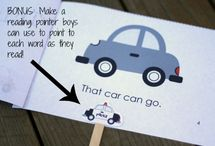 Frogs and snails, and puppy dog tails... / Boys learning; motivating boys in the Foundation Stage