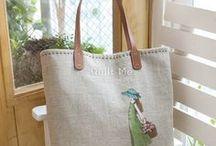 torby haftowane