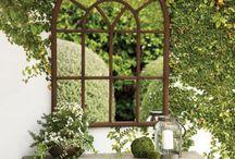 mirrors for garden