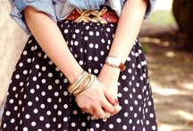 Trend - Polka Dots / by iconjane