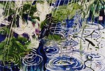 Raindrops keep falling..... / by Kathy Weatherup Blitzz