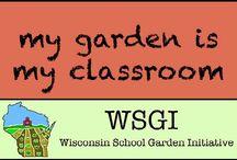 Garden Postcards