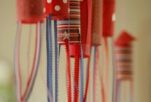 DIY garlands, banners and pennants