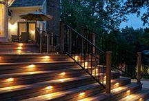 Garden Lighting / Lighting in the garden