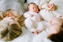 What to Wear - Family Newborn Session
