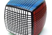 Creative Cubes / A Collection Of Weird And Cool Rubik's Cubes That Will Blow Your Mind And Stimulate Your Senses...