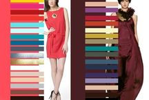 fashion - colours - combinations