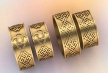 slavic weddings ring