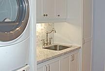 laundry room / by Lynn Johnson