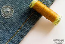 Trucos / Prueba estos trucos de costura para facilitar el trabajo