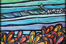Phil Burton, artiste / by Marise