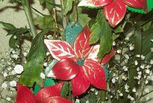 Holiday crafts / http://bijoux-me-ro.blogspot.ro/2013/09/obiecte-pentru-sarbatori.html