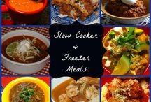 Slow Cooker Crock Pot / Wheat Belly, Grain Free, Gluten Free, Low Carbohydrate, Sugar Free, WB, GF, LC, SF, Breakfast, Cereal, Waffles, Pancakes, Yogurt, Eggs, Sausage, casserole, THM, Trim Healthy Mama, LCAF, Low Carbing Among Friends  / by Julie Strangfeld