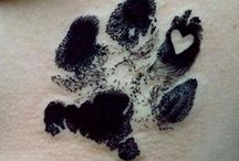 TaTOO footprints symbols marks
