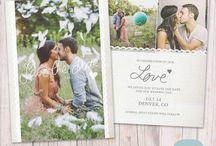Save the Date and Invite Templates