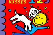 Doggy Kisses 123 by Todd Parr  / Available for pre-order now. Meet ten colorful, lovable (and sometimes a little slobbery) canine friends in this kid-friendly concept book. From one doggy kiss all the way up to ten, each page stars playful pooches showing love the best way they know how.  Featuring a padded cover and thick card-stock pages and filled with Todd Parr's signature bold and kid-friendly illustrations, here's a book that will make readers laugh out loud as they learn to count.