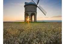 Windmills & Watermills in the World