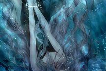 mořský panny