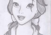Hercegnők hercegek rajzok