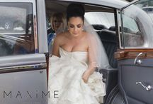Romantic Pastel Wedding Photography / Soft Colors and Romantic Scenes.