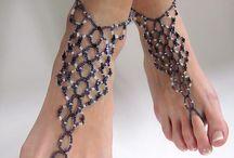 bransoletki na nogi