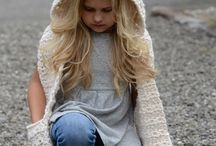Crochet - Scarf, shawl & hat