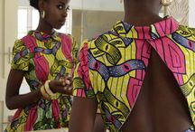 African inspired Fashion / African prints