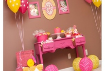 Blaire's birthday / by Lyndsey Marr