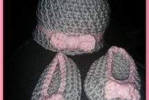 Yarn Worx / Things I've made or am in the process of making using Crochet or Knitting