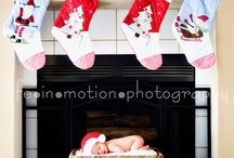 Christmas baby pictures