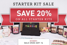 Your Own Home Store / Ask me about THRIVE, I can offer the absolute best pricing.  Nutritious, NON GMO foods with a really long shelf life, and they taste great too! / by Holly Cooley