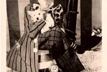 court jesters, clowns and mimes oldies