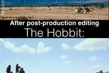 lotr and hobbit
