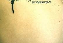 Tattoos I wish I was brave enough to do~