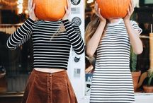 Fall in love with Fall / Autumn inspirations from Wholesome Linen
