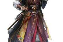 7th Sea - Khitai