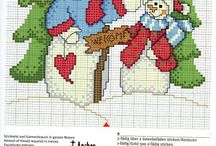 Cross stitch / by Julie White Davis