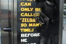 Geeky?..Is that offensive? Meh, who cares? XP / by Caity Walters