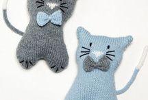 doudou tricoté