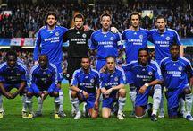 Chelsea FC Team Photo
