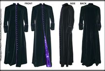 Cassock / PSG Vestments  specially designed the cassocks according to your comfort , refined appearance and lasting value. Available in Anglican and Roman styles.
