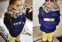 Fashion kids  / by Amber Forker