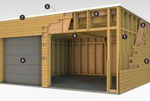 Garage exterieur