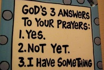 Prayer / Prayer in Pictures