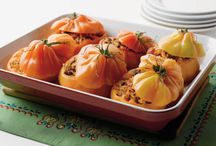 Recipes | Stuffed Tomatoes / Stuffing our favorite tomatoes with the good stuff right here.