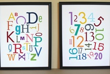 Baby #1 Nursery Ideas / by Megan Kissner Gilbert