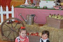 Barnyard party. Farm party / Kids party